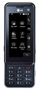 image_10643_largeimagefile LG KF700 Touchscreen Phone Sorta Like Voyager, Sans QWERTY