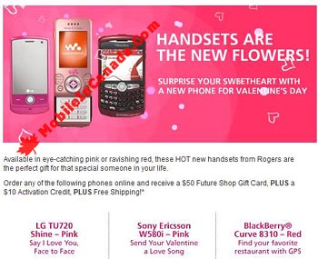 image_10814_largeimagefile Rogers Celebrates Valentine's with Three Feminine Phones