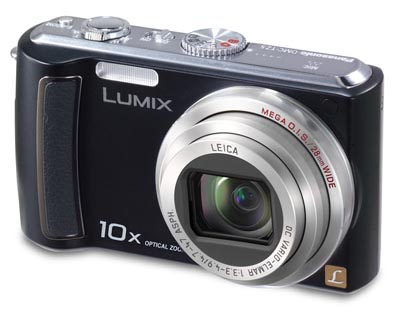 image_11091_largeimagefile Compact Panasonic Lumix TZ5 Boasts 10x Zoom, HD Video