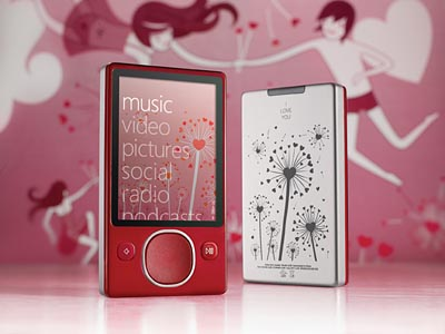 image_11400_largeimagefile Microsoft Zune 80 To Be Offered in Red, Maybe Not Product (RED)