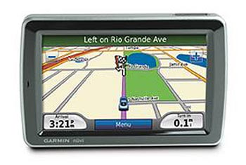 image_11949_largeimagefile Garmin nuvi 5000 GPS Navigation Device Is Super-Sized For a Reason