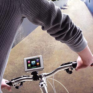 image_13384_largeimagefile Asus R300 Personal Navigation Device For Cyclists, Cars, Pockets