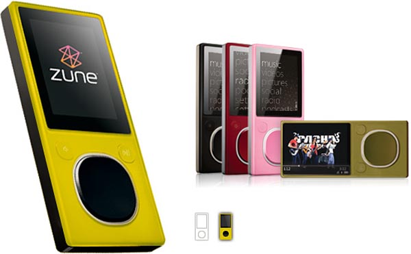 "image_13425_superimage Flash Zune in ""Citron"" Mysteriously Revealed Without Fanfare"