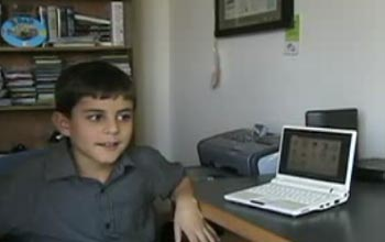 image_13453_largeimagefile 10-Year-Old Reviews the Asus Eee PC (Video)