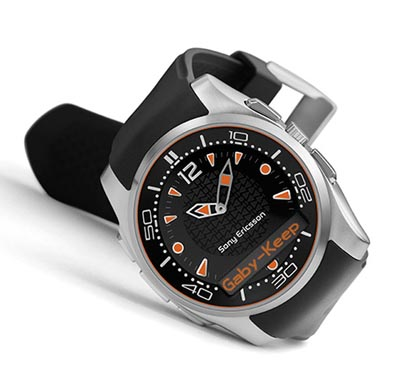 image_14123_largeimagefile Sony Ericsson MBW-150 Bluetooth Watch Looks Conventional