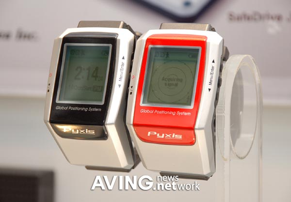 "image_14365_superimage Pyxis GPS Watch Lets You Enjoy ""Leisure Sports to the Full"""