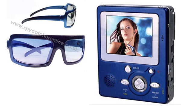 image_15467_superimage Ugly Sunglasses Hide Color Video Camera for True Spy Shots