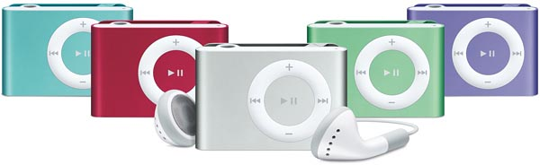 image_15557_superimage iPod Shuffle Clips Onto New Color Schemes