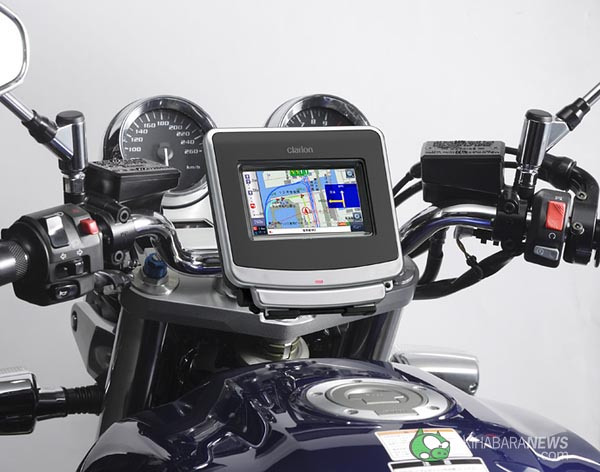 image_16308_superimage Clarion DrivTrax GPS Goes Waterproof for Motorcycles