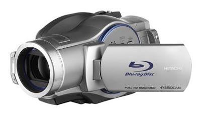 image_16508_largeimagefile Hitachi DZ-BD7HA HD Camcorder Has Hard Drive and Blu-ray
