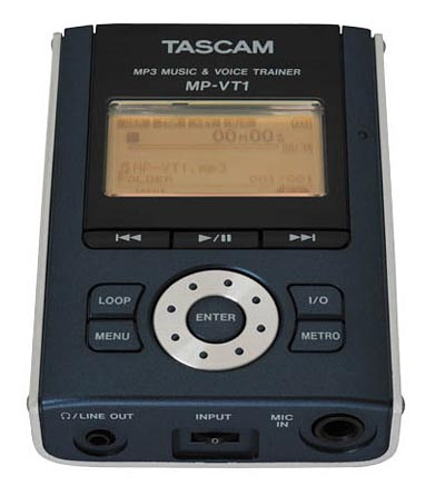 image_16585_largeimagefile Tascam MP3 Players Train You To Do What?