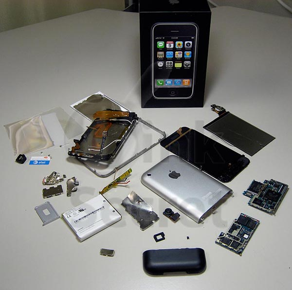 image_17490_superimage Apple iPhone Dismantled For All to See