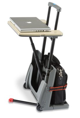image_17907_largeimagefile Mobile Laptop Stand Goes on Planes, Too