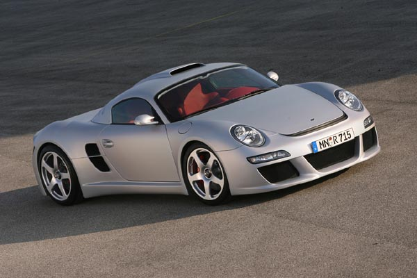 image_18903_superimage RUF CTR 3 Supercar Borrows Porsche Parts and Looks