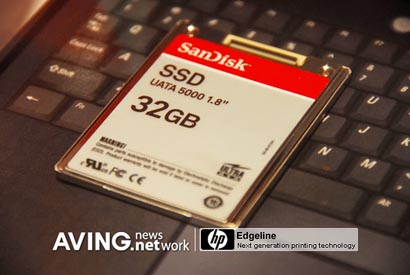 image_19621_largeimagefile SanDisk Flaunts 32GB SSD, Shows Off Its Speedy Nature