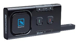 image_19669_largeimagefile BlueAnt Supertooth Light Bluetooth Speakerphone Looks Like Remote Car Starter