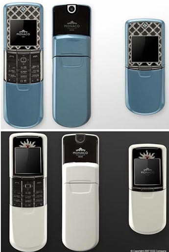 image_20304_largeimagefile Nokia 8800 is Elegant and Racy with Monaco Edition