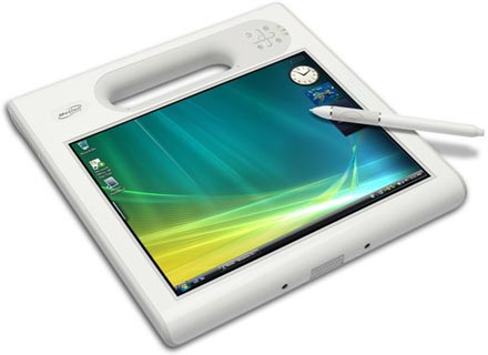 image_20929_largeimagefile WiFi Tablet PC Designed for Medical Professionals Saves Time, Money