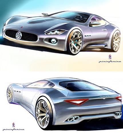 image_21017_largeimagefile 2008 Maserati Mistral Coupe Sketches Come to Surface