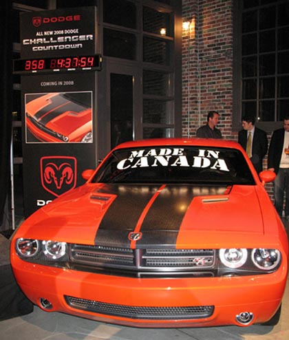 image_21050_largeimagefile 2008 Dodge Challenger Still One Year Away