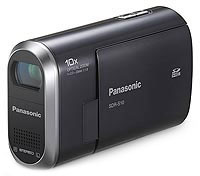 image_21082_largeimagefile Panasonic SDR-S10: Smallest and Toughest SD Camcorder Yet