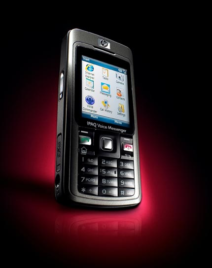 image_21316_largeimagefile HP iPAQ 500 Series Voice Messenger Offers WinMo6, VoIP, Voice Reply