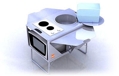 image_21409_largeimagefile Portable Kitchen Lets You Cook Anywhere