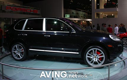 image_21701_largeimagefile 2008 Porsche Cayenne Turbo: Power, Comfort, AWD