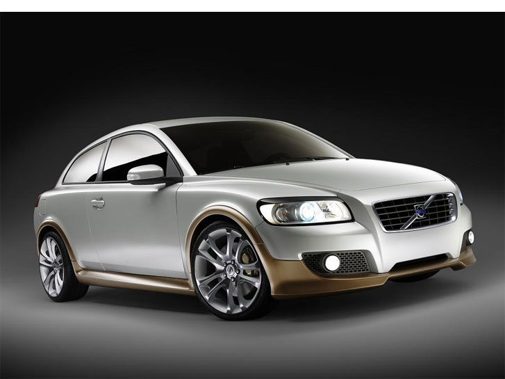 image_21887_superimage Volvo C30 hatchback to be a diesel hybrid