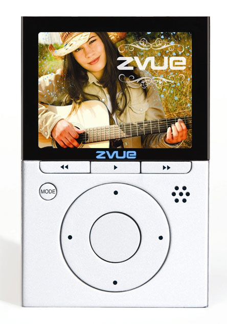 image_22615_largeimagefile ZVUE 260 PMP mimics iPod Video, gets priced at under $100