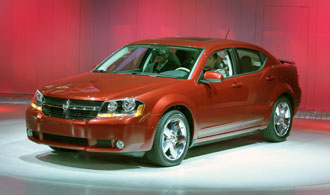 "image_22945_largeimagefile 2008 Dodge Avenger ""packs a powerful punch"""