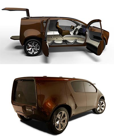 image_23095_largeimagefile Nissan Bevel improves on fashionable and utilitarian Cube