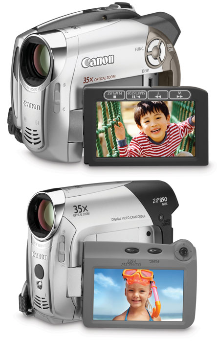 image_23211_largeimagefile CES 2007: Canon unveils army of ultra-zooming widescreen camcorders