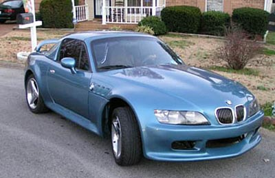 image_23290_largeimagefile Miata for sale on eBay as a BMW Z3