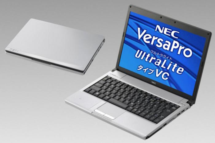 image_2339_superimage NEC VersaPro UltraLite Type VC Full Flat Notebook PC