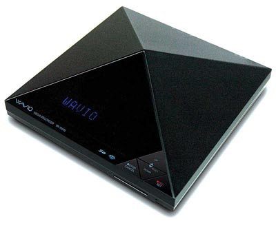 image_23868_largeimagefile Onkyo reaches new heights with pyramid-shaped Wavio PVR