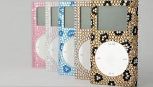 image_23984_largeimagefile iPod nano gets blinged out, Swarovski style