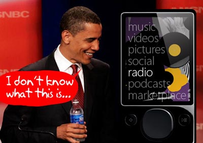image_2435_largeimagefile Obama: Reports of My Zune Connection Are Greatly Exaggerated