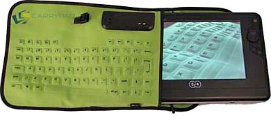 image_24575_largeimagefile Elekson gadget bag doubles as a cloth keyboard