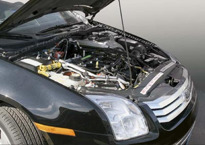 image_24659_largeimagefile Ford Fusion Hybrid prototype gets tested
