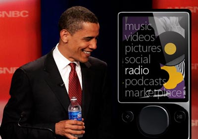 image_2493_largeimagefile President-Elect Barack Obama Owns a Zune and a Mac?