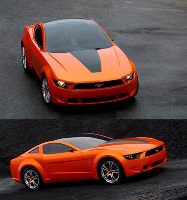 image_25035_largeimagefile Official: Ford Mustang Giugiaro Concept with Lambo doors