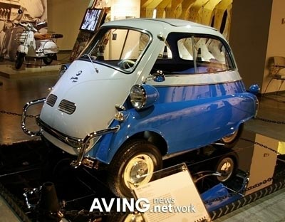 image_25278_largeimagefile BMW shrinks Isetta 300 to sub-Mini proportions