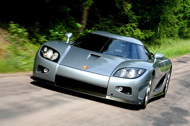 image_25604_largeimagefile Hit the streets with 2007 Koenigsegg CCX
