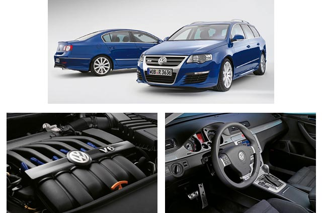 image_25813_superimage Volkswagen steps it up with performance-oriented Passat R36