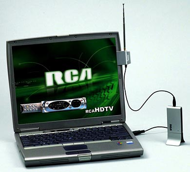 "image_26026_largeimagefile RCA brings HDTV to any laptop with USB ""telereceiver"""
