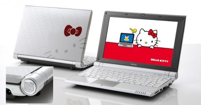 image_2648_superimage  Hello Kitty Gets Her Own Netbook from Onkyo Japan