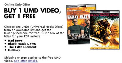 image_28801_largeimagefile Best Buy offers two UMDs for the price of one