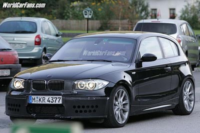 image_29090_largeimagefile Spotted: BMW 135ti hot hatchback with 3 doors