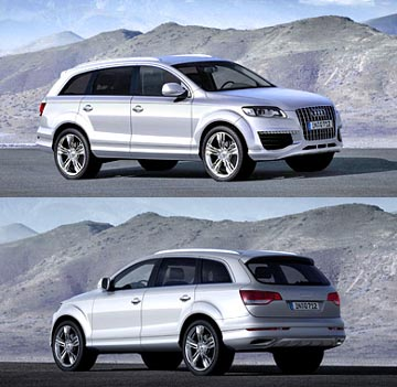 image_29645_largeimagefile 2007 Audi Q7 boasts V12, is most powerful diesel passenger car